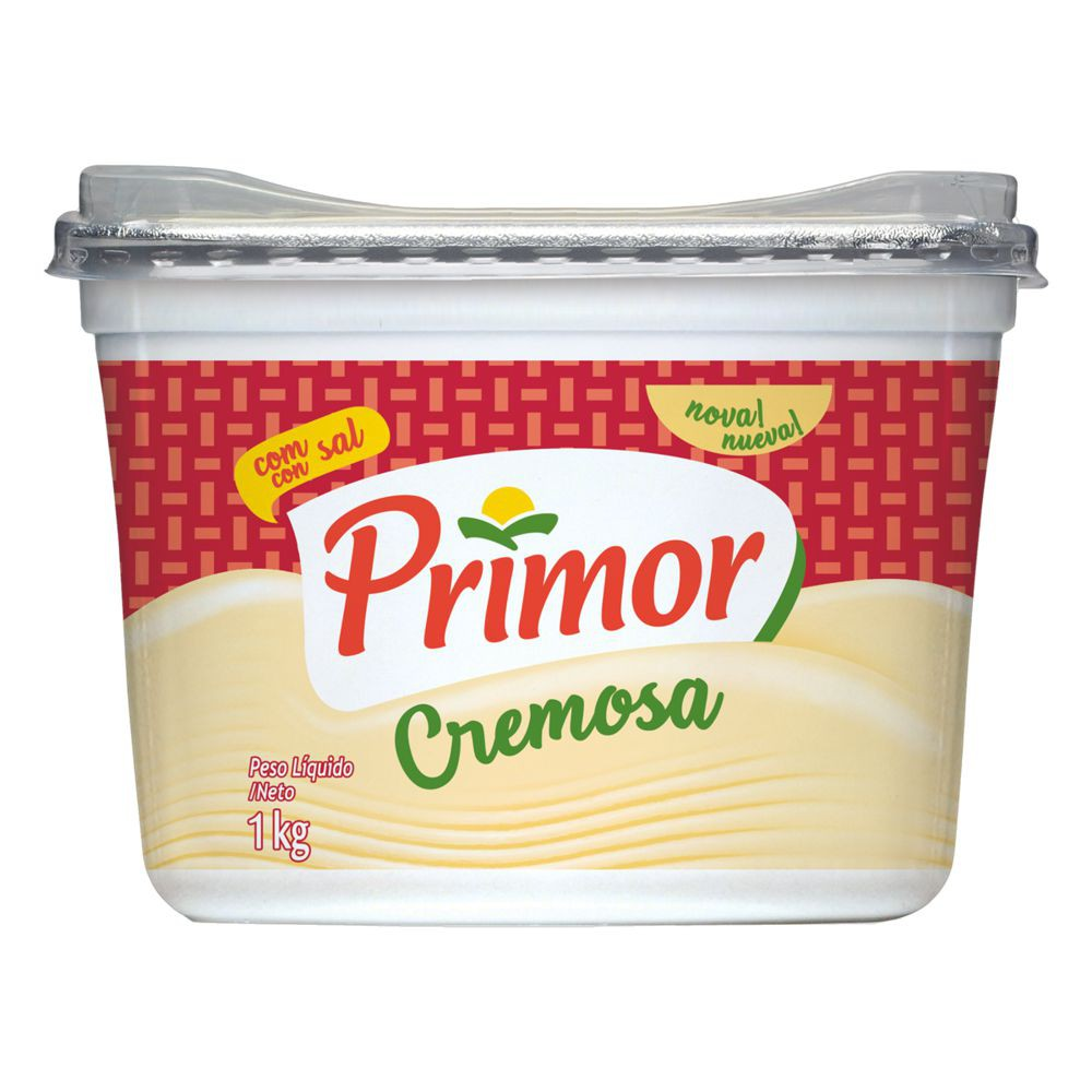 Margarina com sal