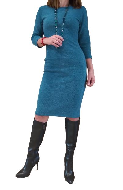 Vestido mohair