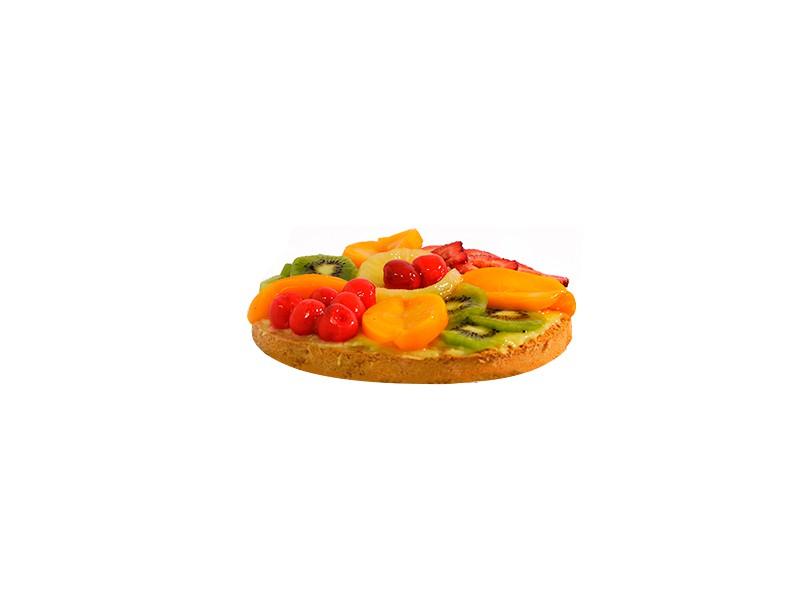 Kuchen fruta familiar