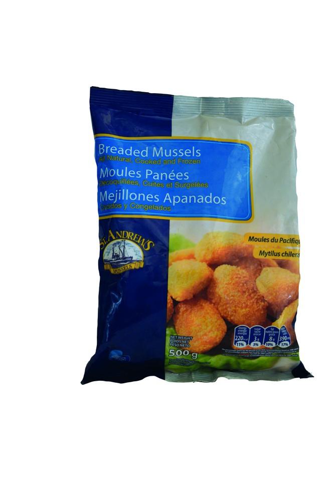 Choritos Apanados (Mejillones) 500 gr