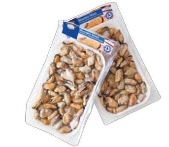 Choritos Carne (Mejillones) 227 gr