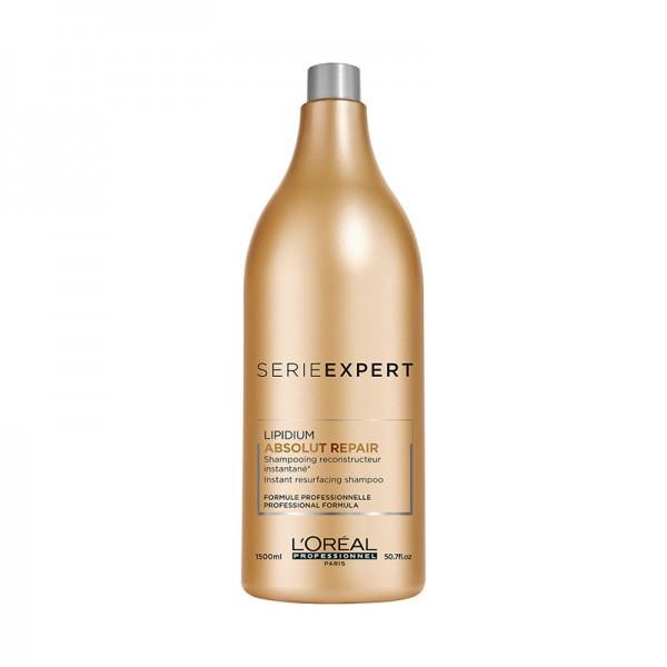 Shampoo absolut repair lipidium