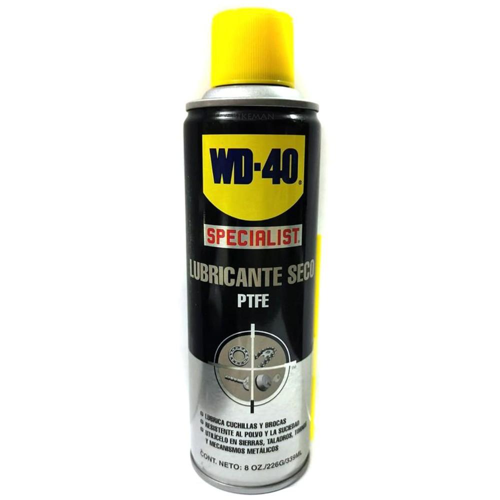 Lubricante Seco Specialist Teflón Spray
