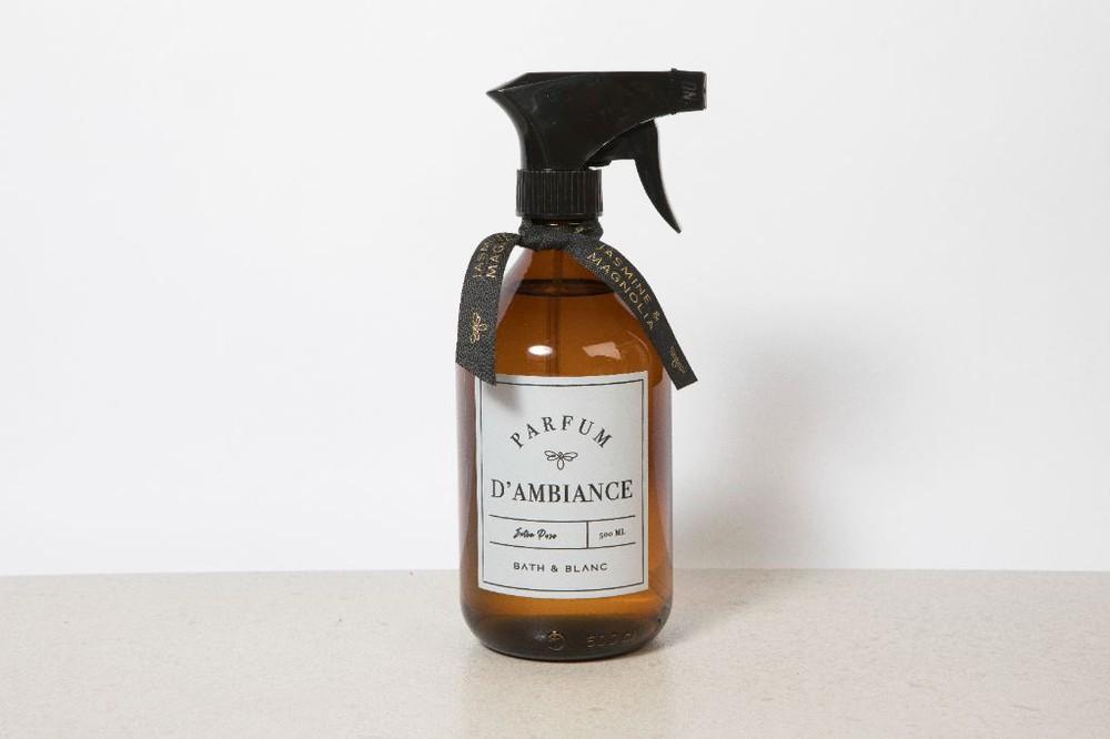 Home spray ámbar jasmine & magnolia