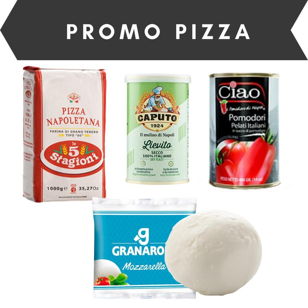 Promo Pizza II