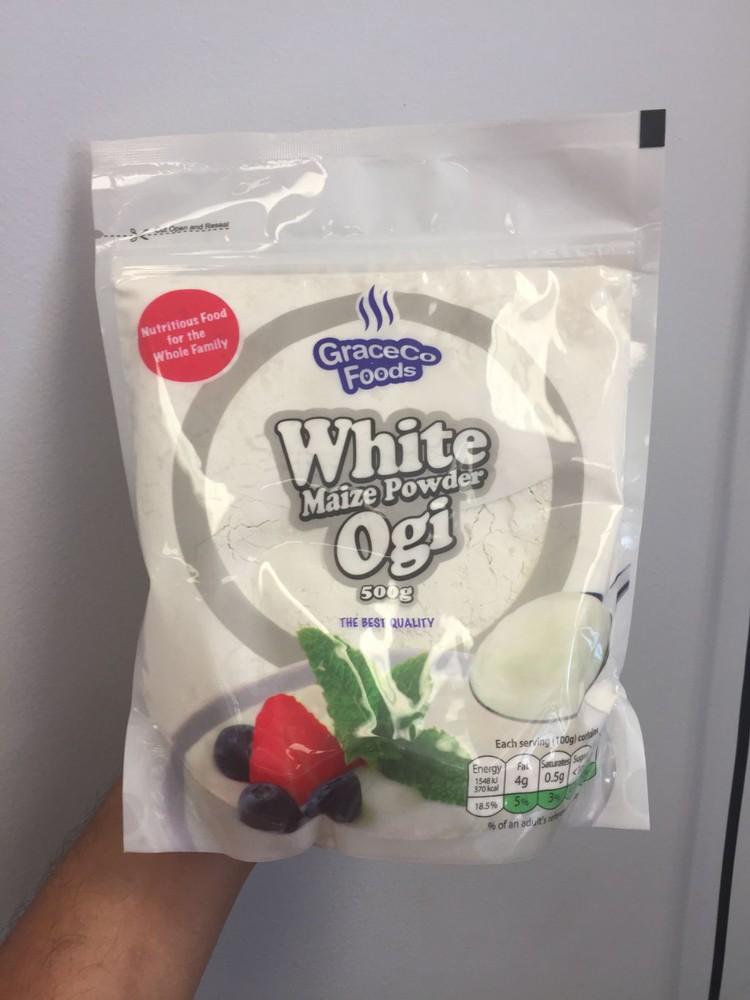 White ogi