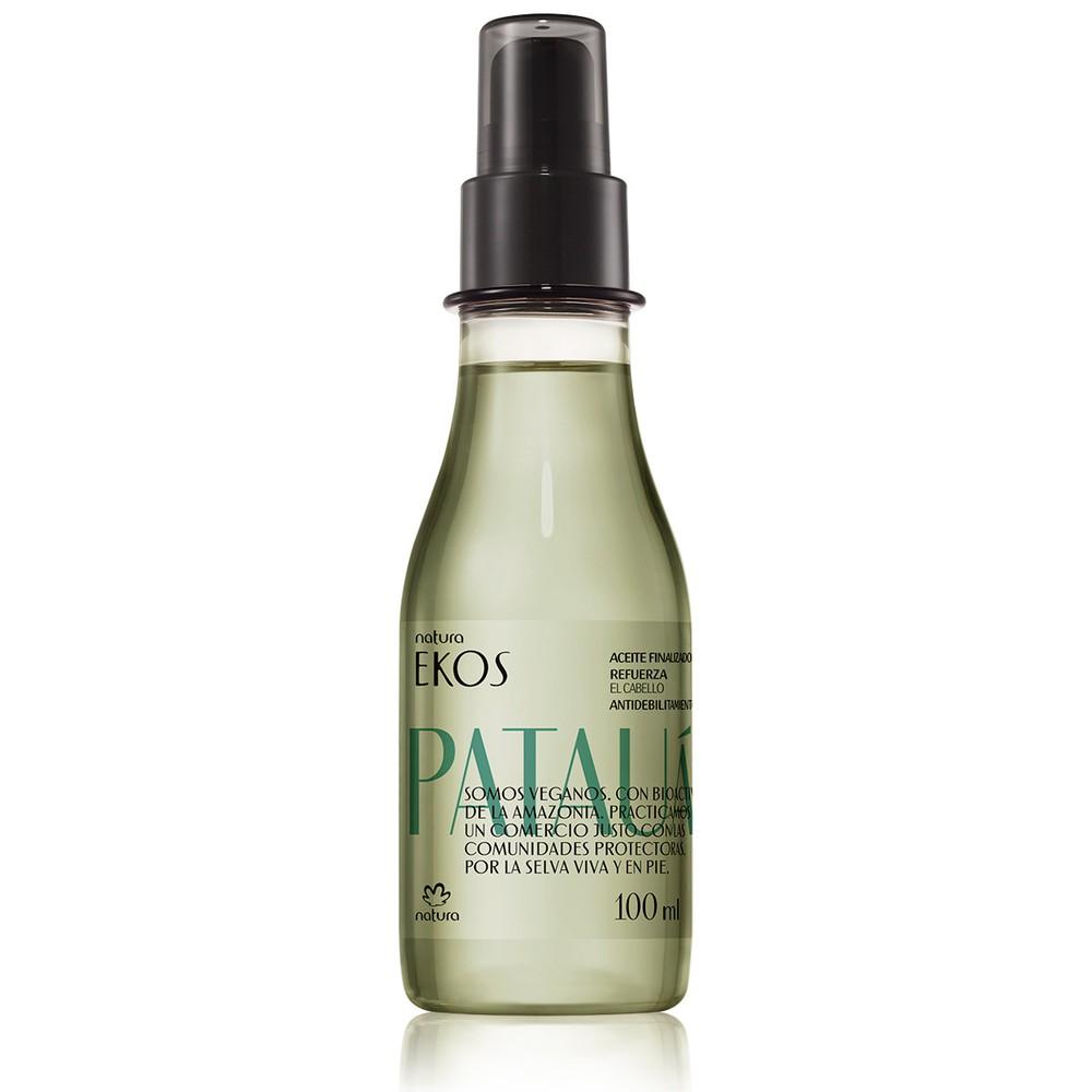 Aceite fortalecedor del cabello patauá