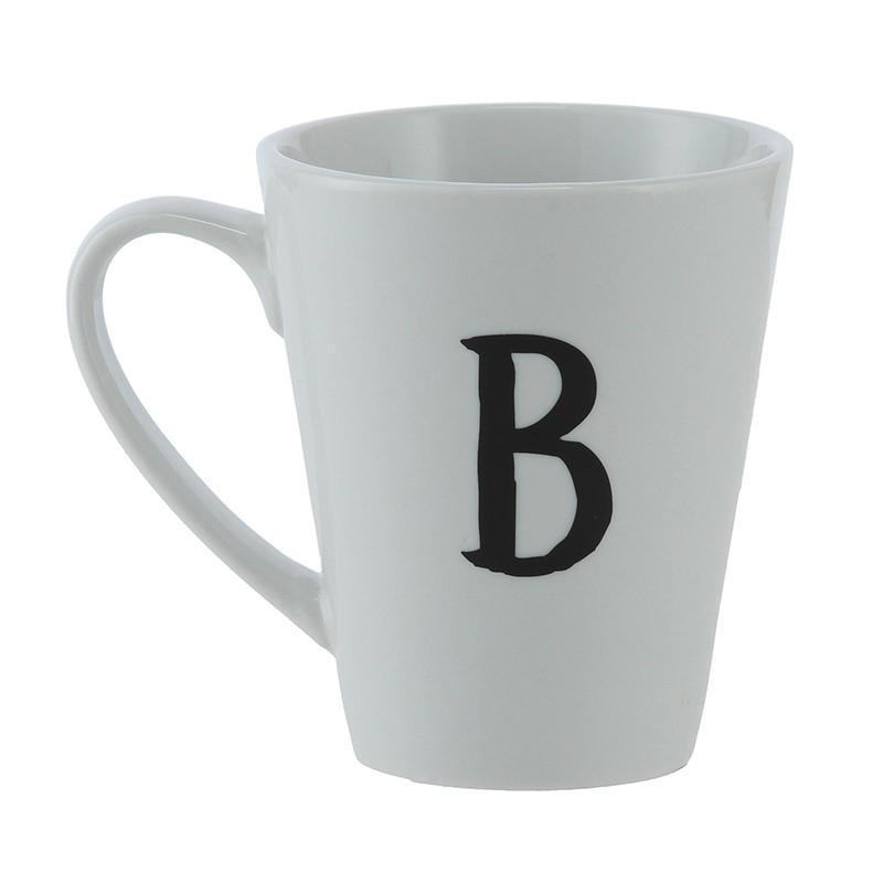 Mug B Ancho: 16 cm   Largo: 9 cm   Alto: 11 cm