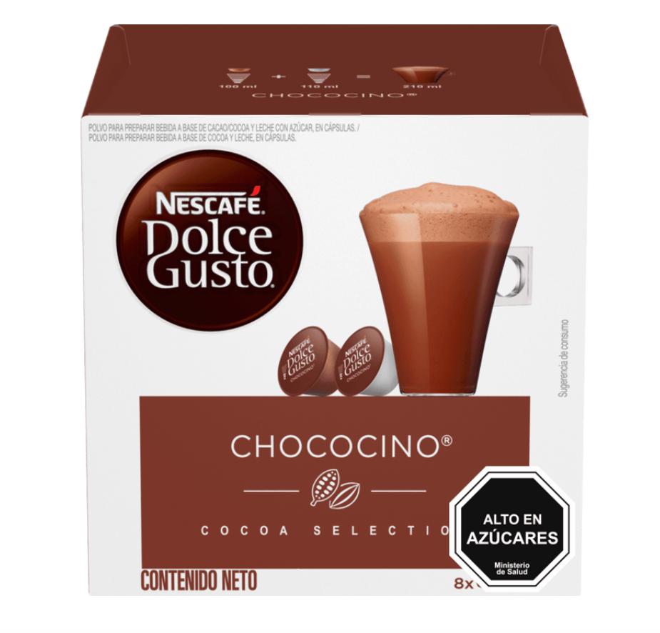 Cápsulas de café Chococino