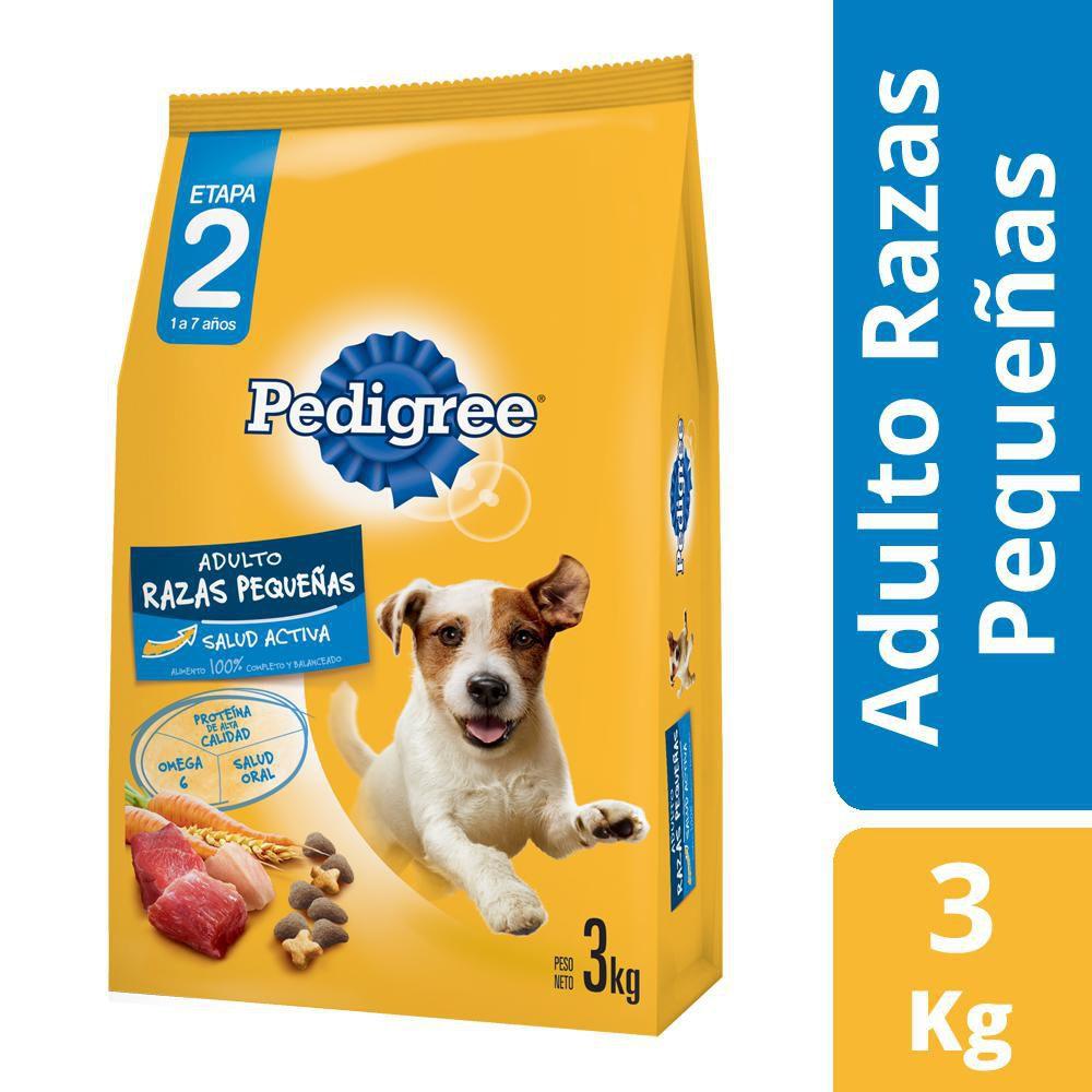 Alimento perro adulto raza pequeña Vital