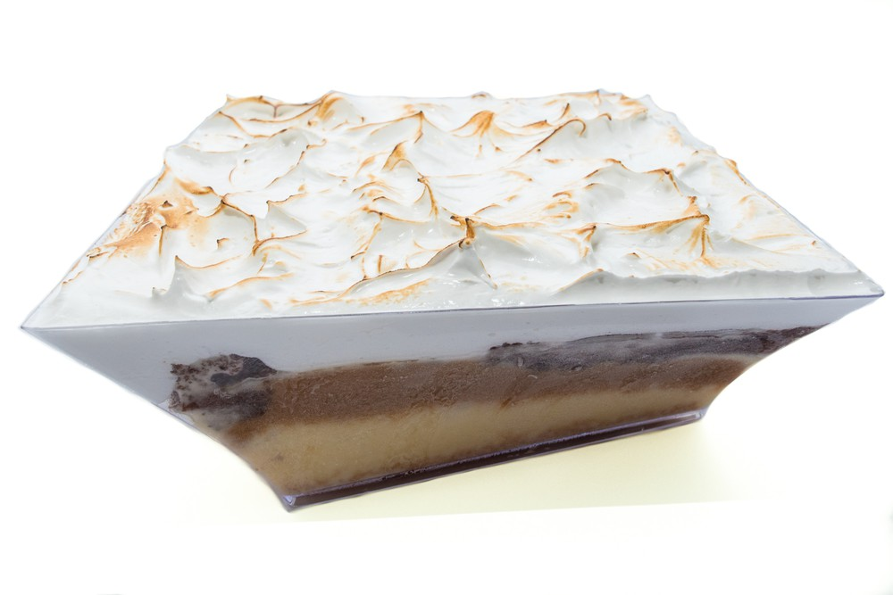 Postre Tres Leches mediano 4 a 5 personas