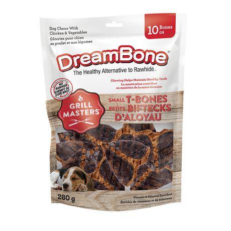 Grill Masters small t-bones dog chews