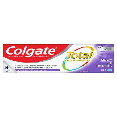 Total advanced gum protection toothpaste