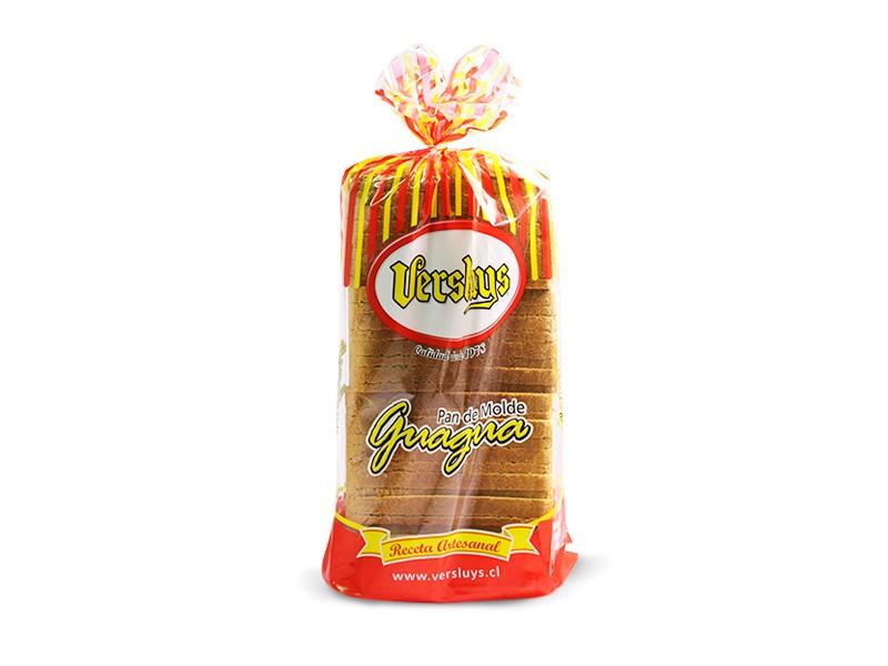 Pan molde guagua 1650 g