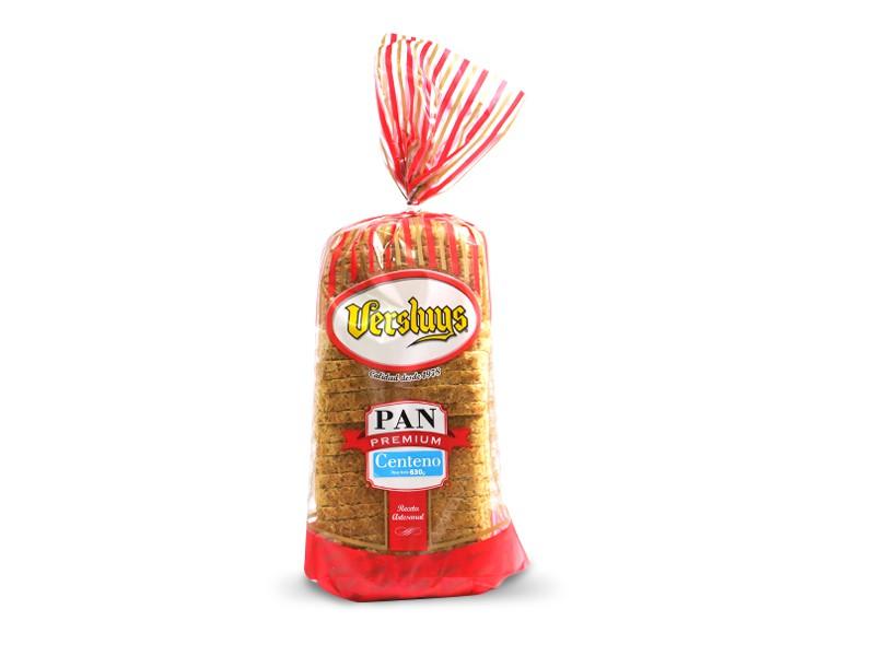 Pan molde centeno 630 g