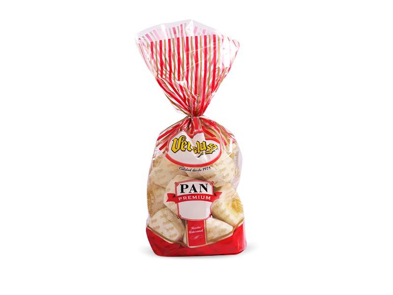 Pan italiano blanco 350 g Bolsa 350 g.