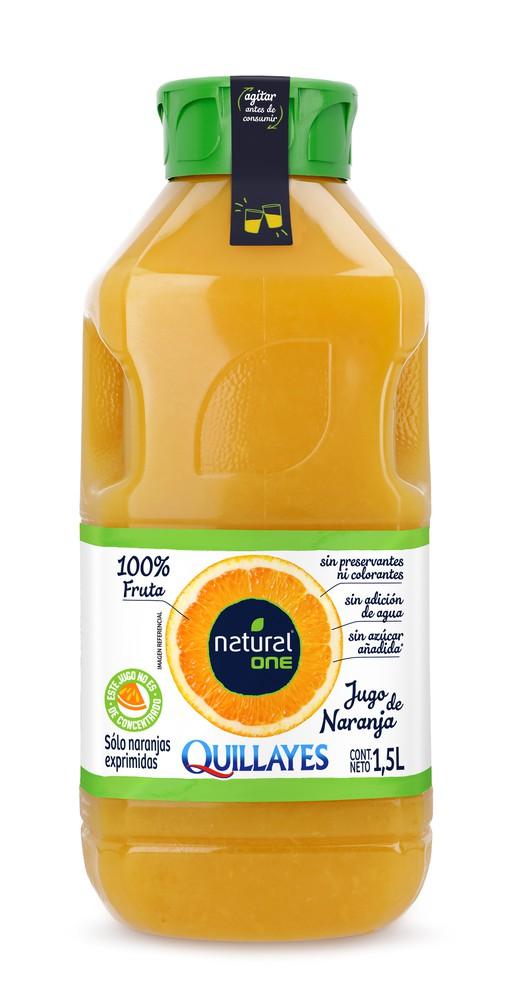 Jugo natural One naranja