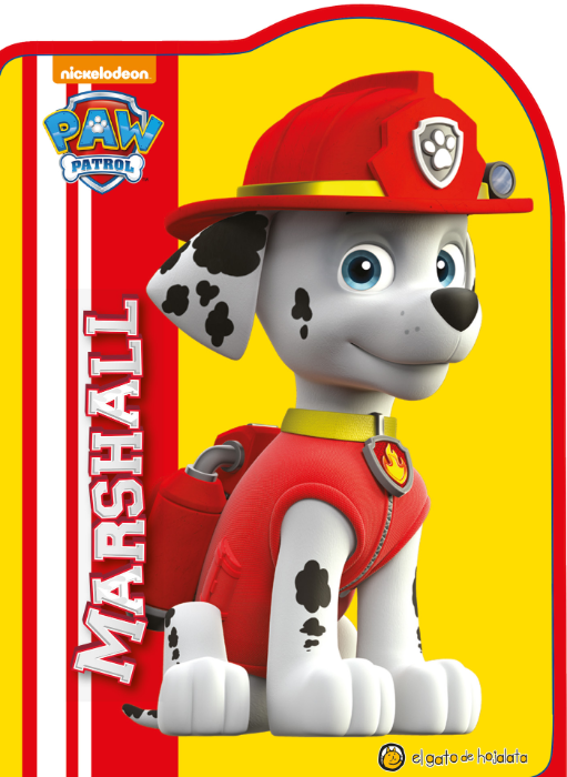 Marshall paw patrol (grandes personajes)