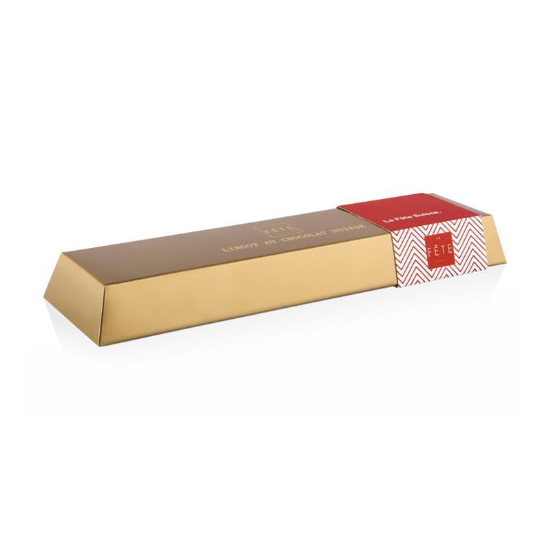 Lingote chocolate suizo