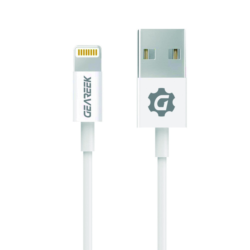 Cable lightning iphone 1 metro blanco