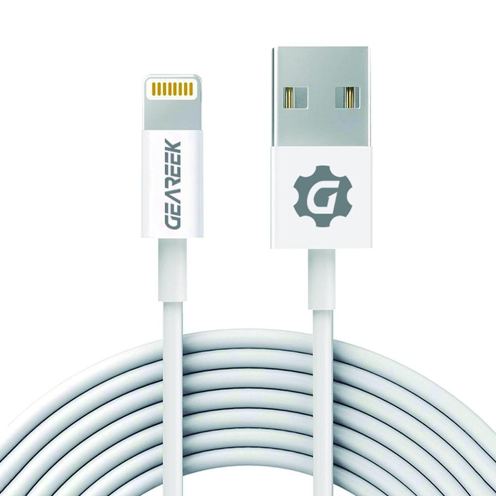 Cable Lightning iPhone PowerPro 2 metros blanco