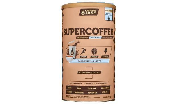 Supercoffee vanilla latte