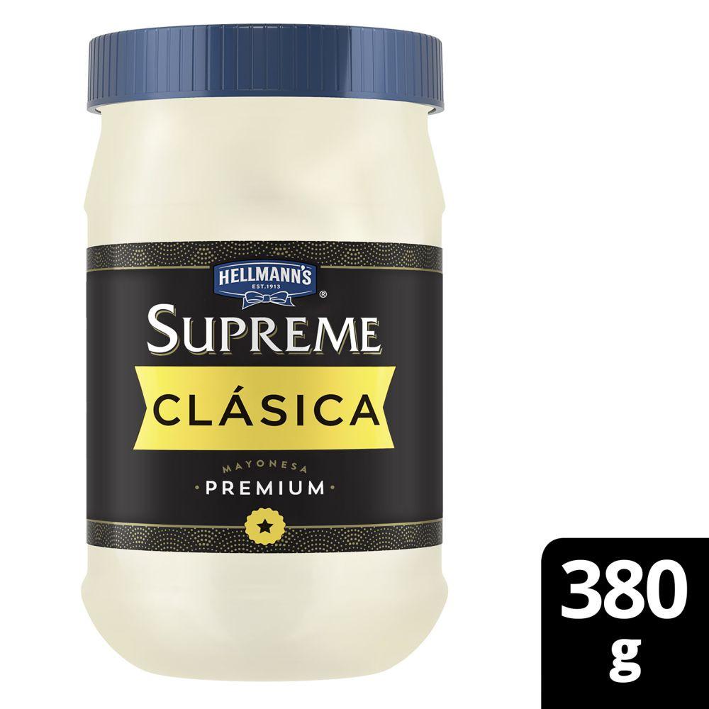 Mayonesa clásica frasco
