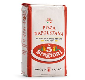"Farina pizza napoletana tipo ""00"" 1kg"