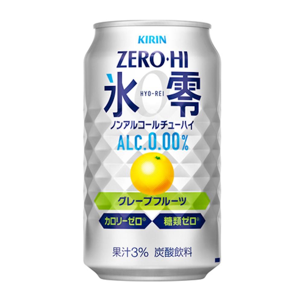 Zero-Hi non-alcohol drink grapefruit