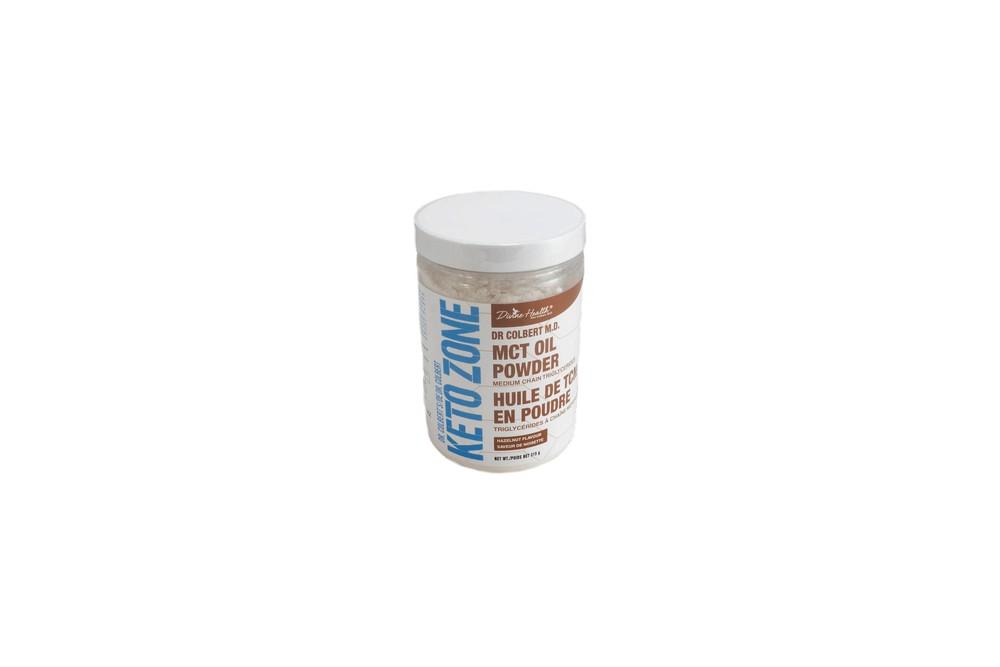 Keto Zone halzelnut MCT oil powder