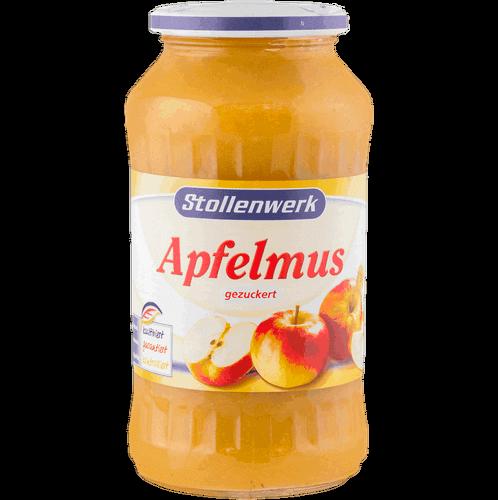 Apfelmus - Puré de manzanas