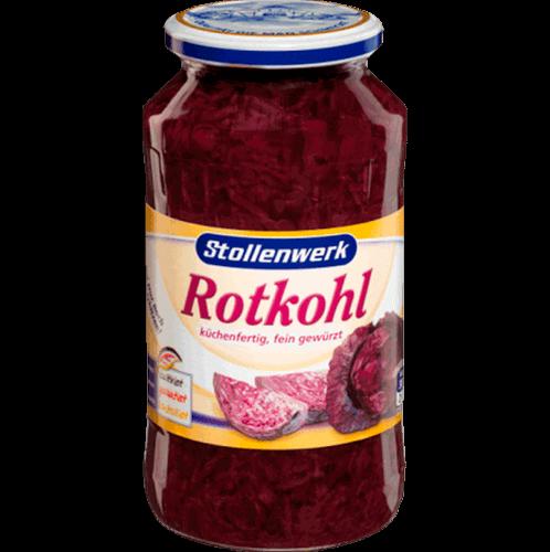 Rotkohl - Repollo morado alemán