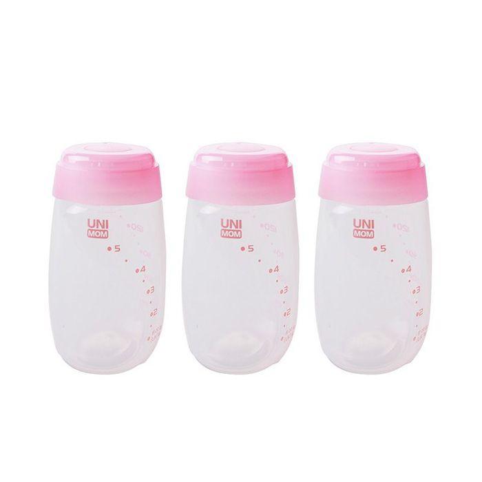 Botellas para leche