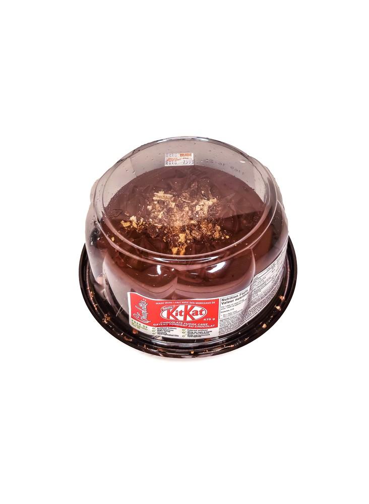 Chocolate kit kat cake