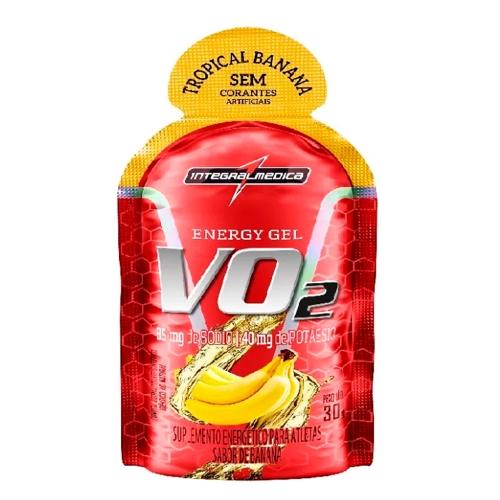 Vo2 energy gel sabor banana