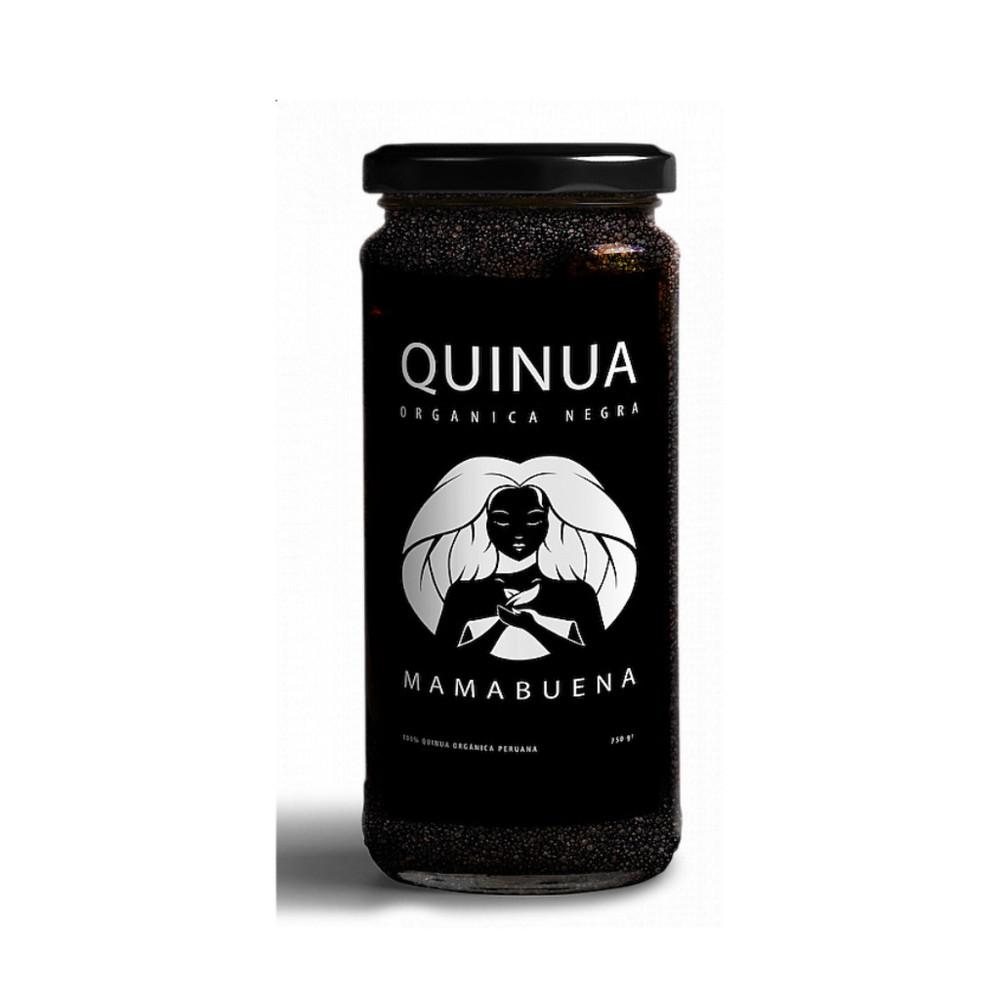 Quinua negra orgánica