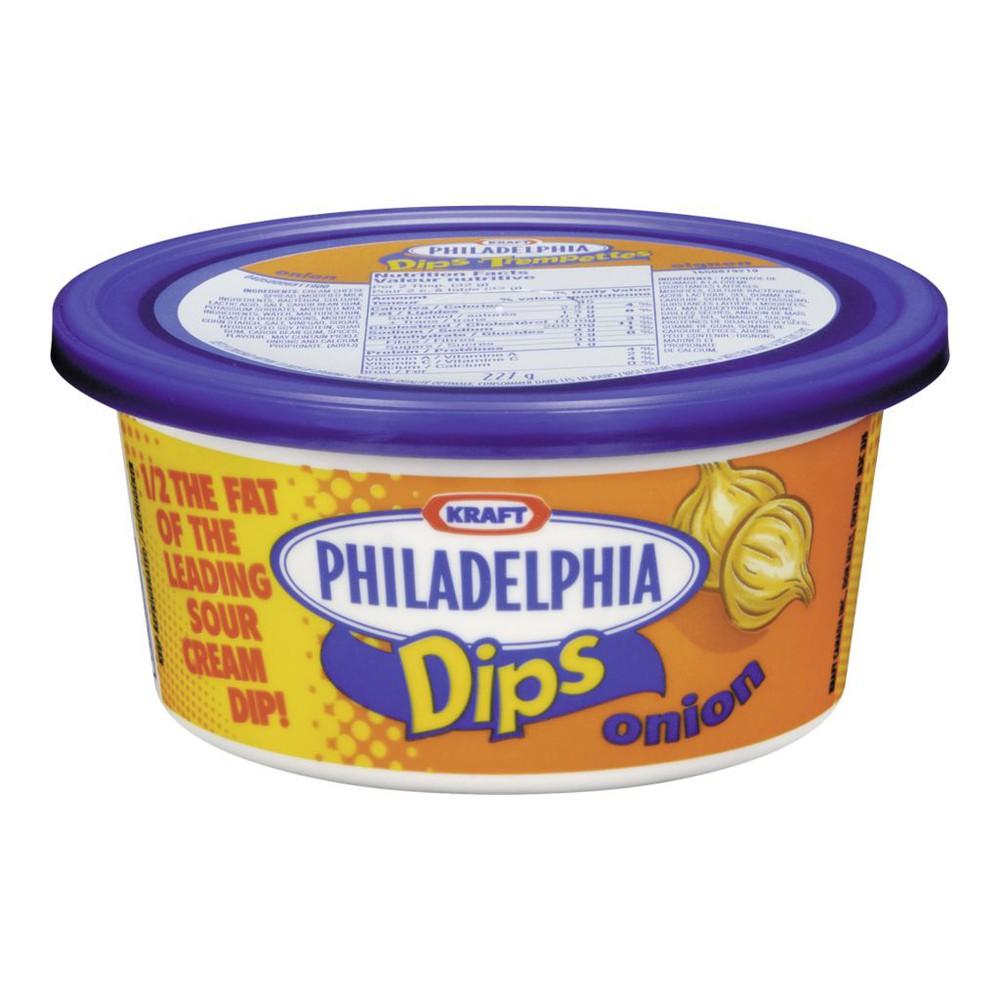 Dips, Onion