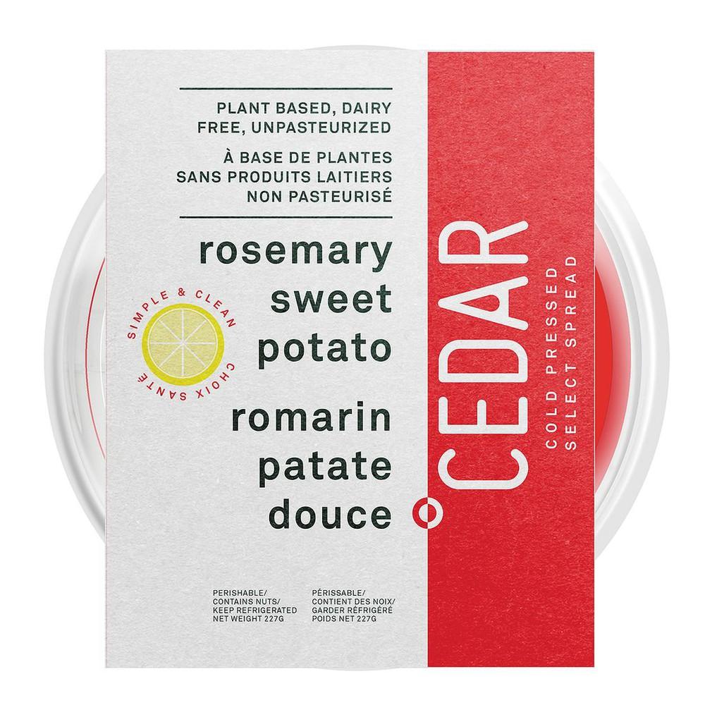Rosemary Sweet Potato Spread