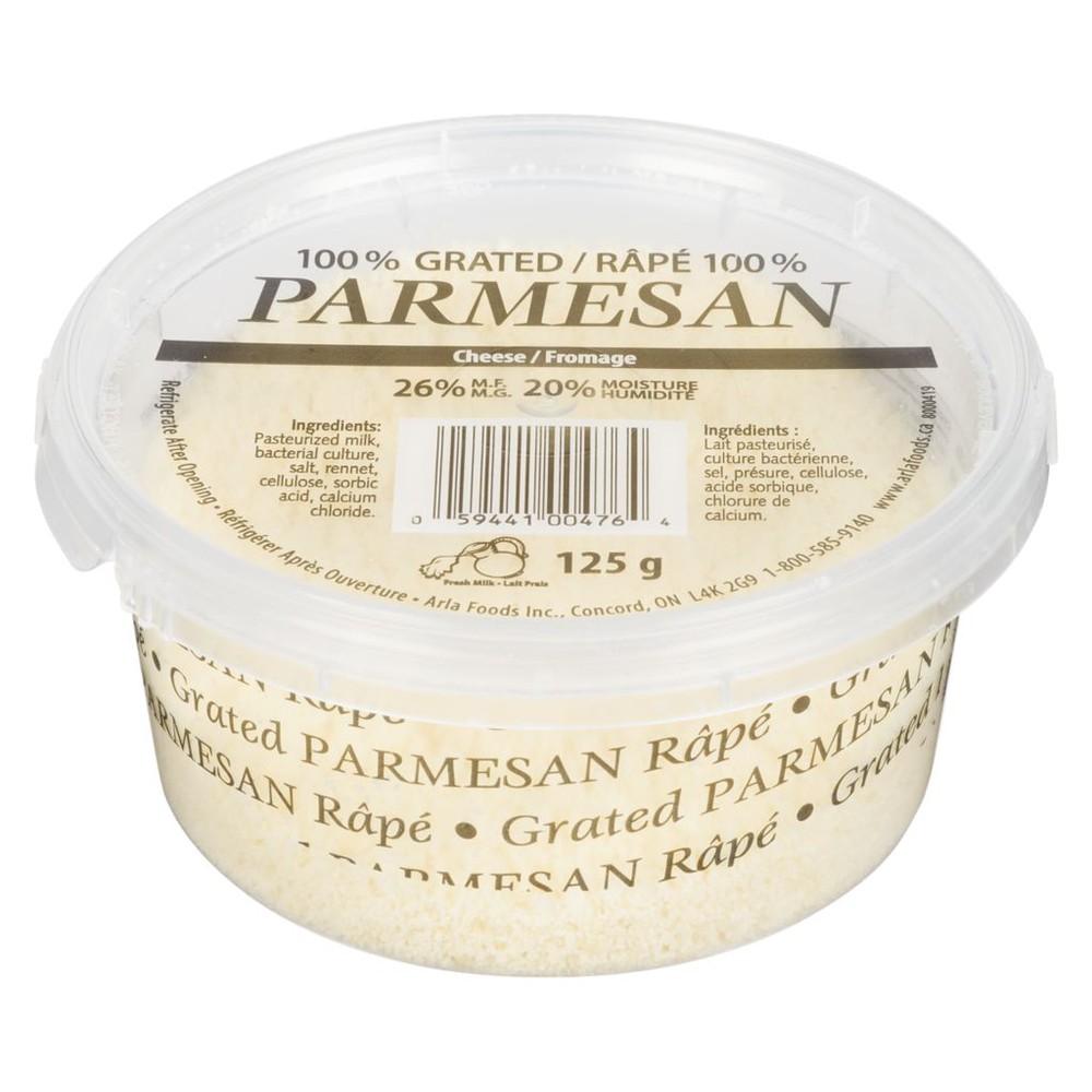 Canadian Parmesan, Grated