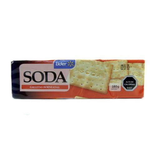 Galleta de soda