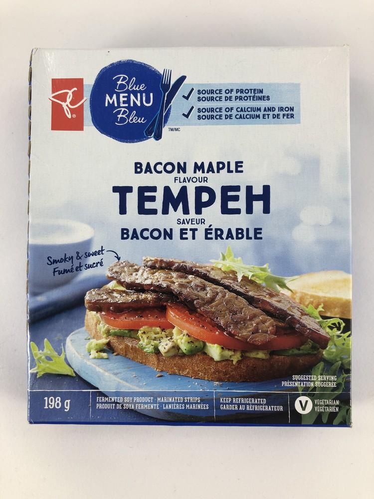 Bacon Maple Flavour Tempeh