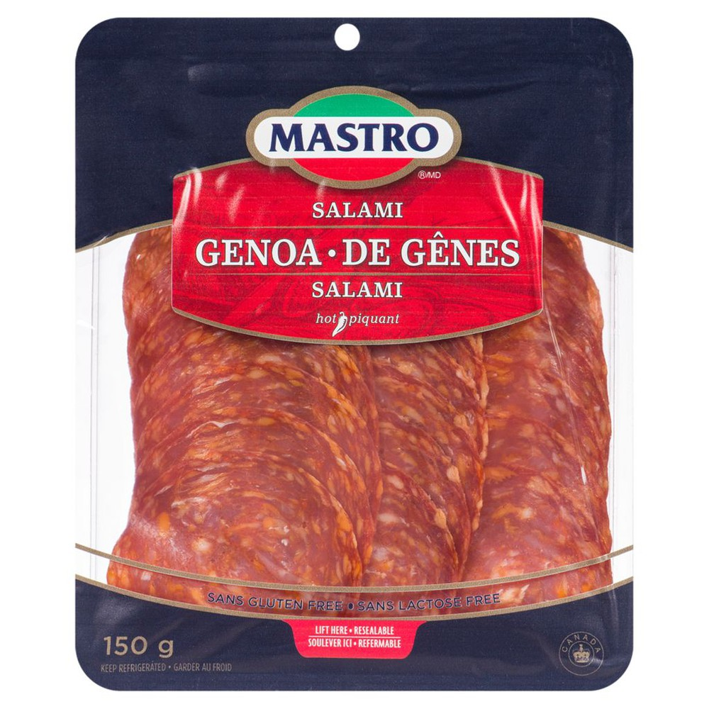 Genoa Hot Salami