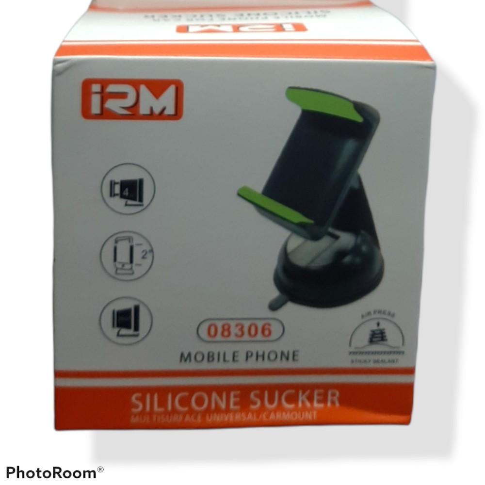 Soporte celular para auto con ventosa y ajustable
