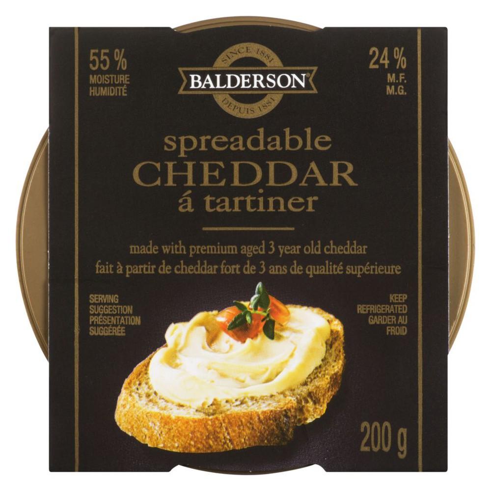 Spreadable Cheddar