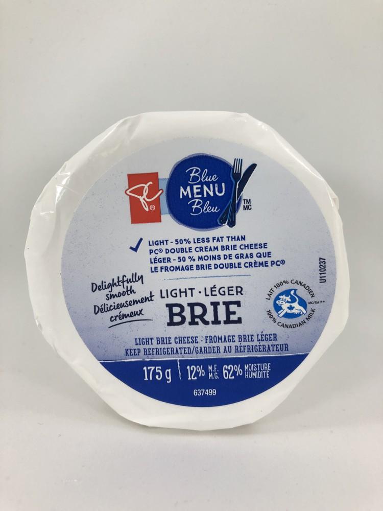 Blue Menu Cheese, Brie Light