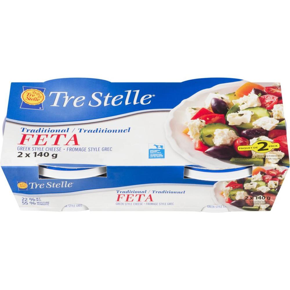 Feta Cheese Twin Pack
