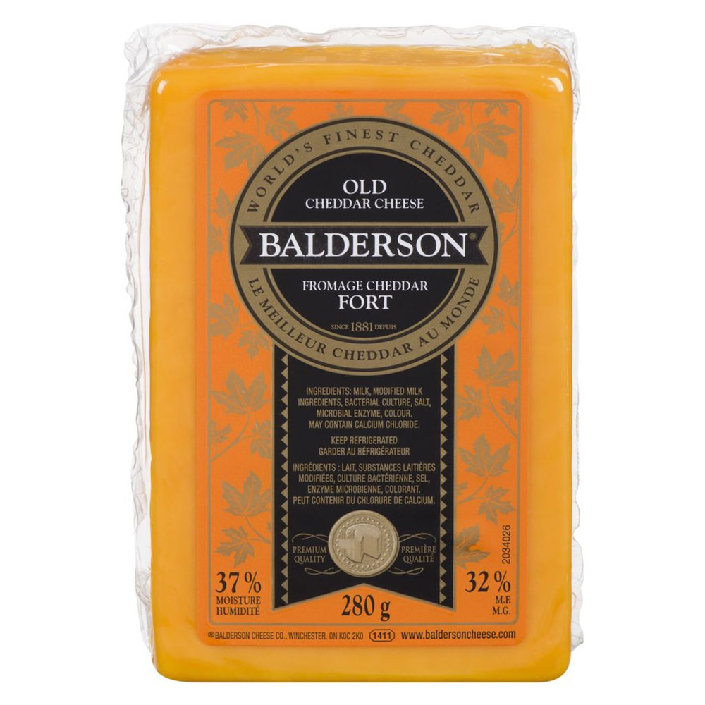 Old cheddar cheese