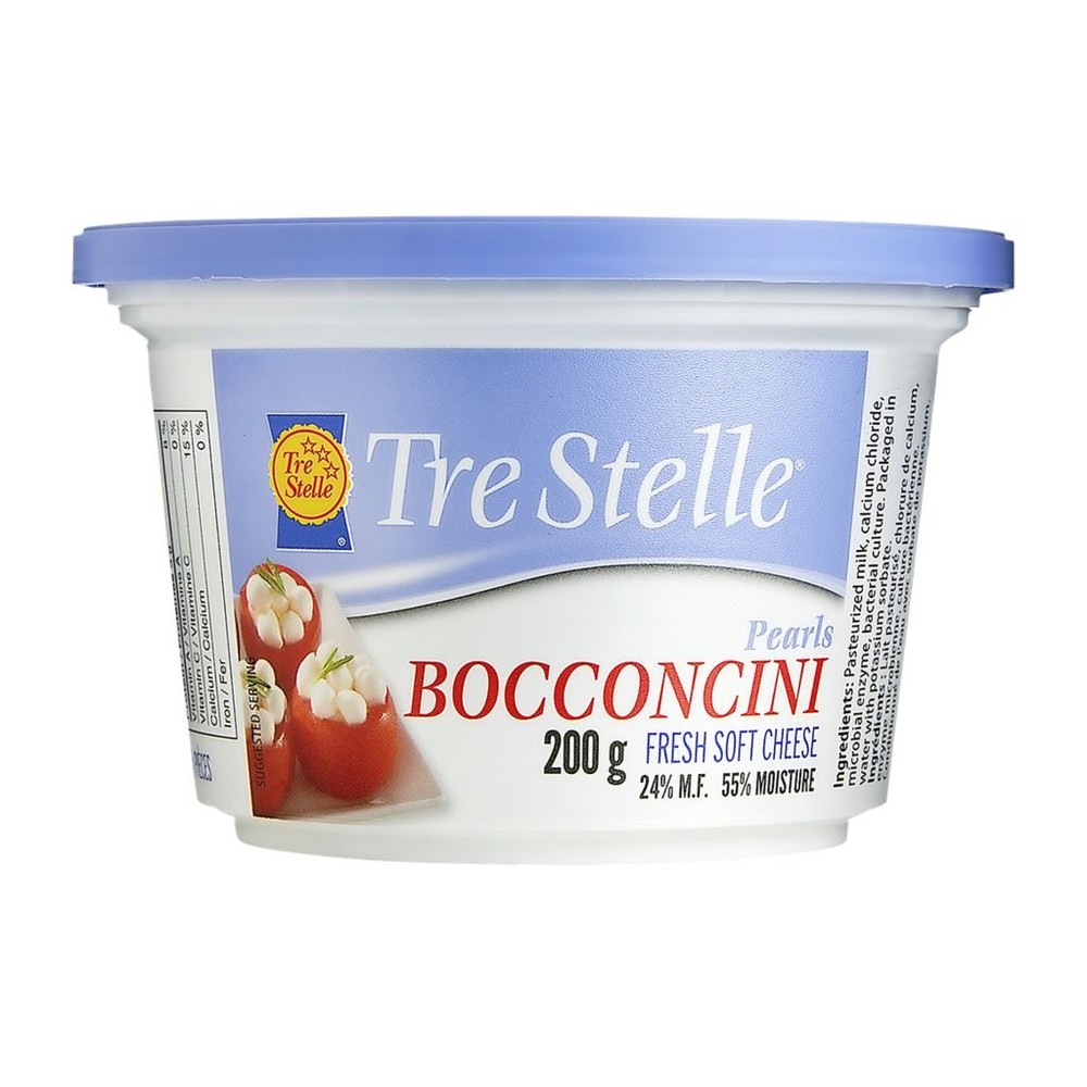 Bocconcini pearls soft cheese