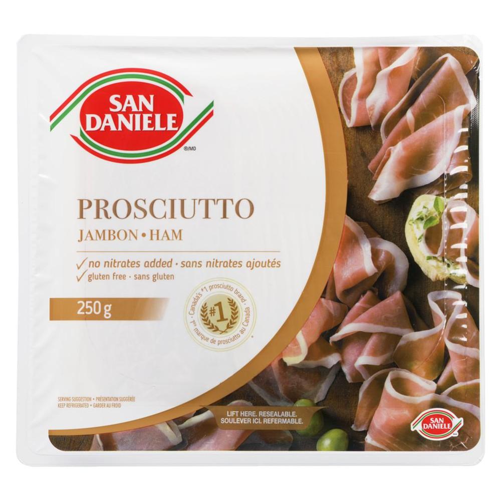 Prosciutto slice family pack