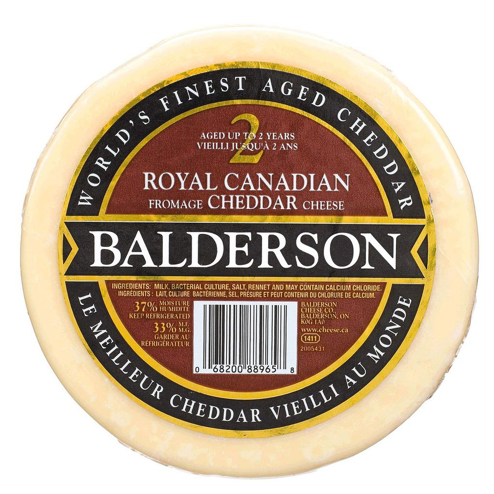2-Year Old Royal Canadian White Cheddar